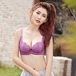 瑪登瑪朵 S-Select內衣  B-G罩杯(暖意紫)