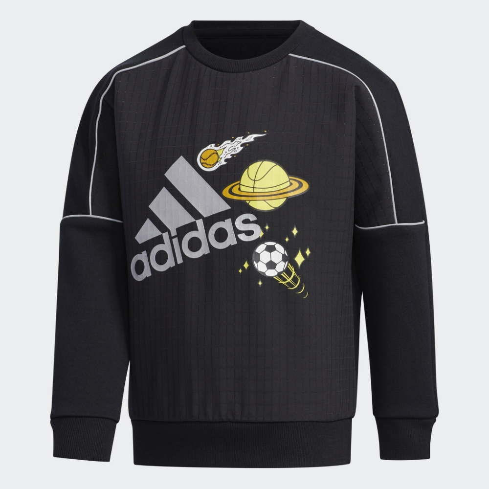 adidas SPACE 長袖上衣 男童 FM9697 product image 1