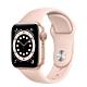 Apple Watch Series 6 (GPS) 40mm 金色鋁金屬錶殼+粉色錶帶(MG123TA/A) product thumbnail 1