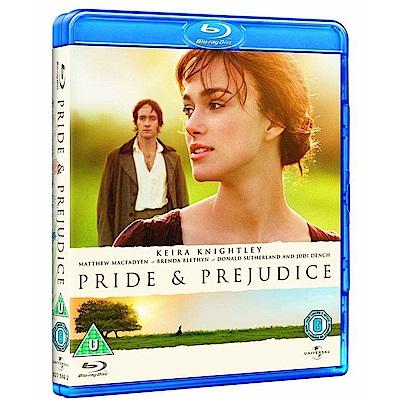 傲慢與偏見 Pride and Prejudice 藍光  BD