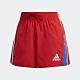 adidas 3-STRIPES 運動短褲 女 FS6153 product thumbnail 1