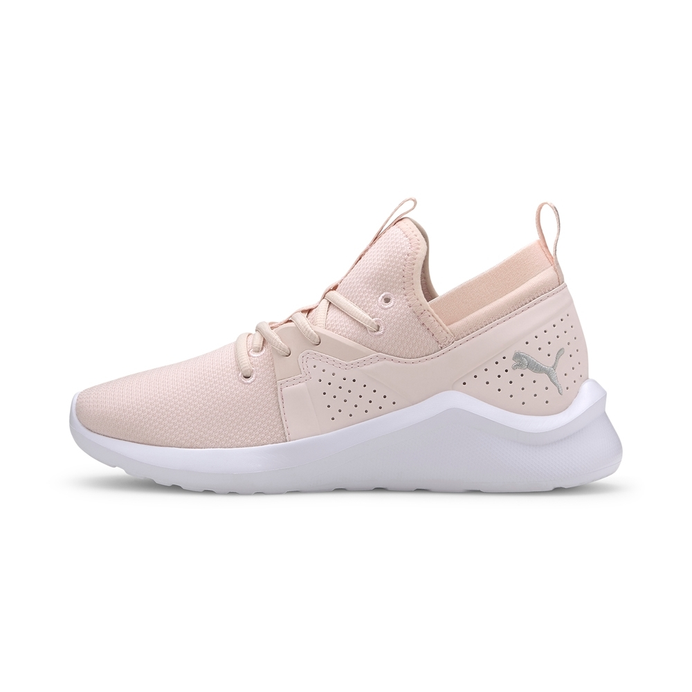 PUMA-Emergence Mesh Wn's 女性慢跑運動鞋-水玫瑰 product image 1