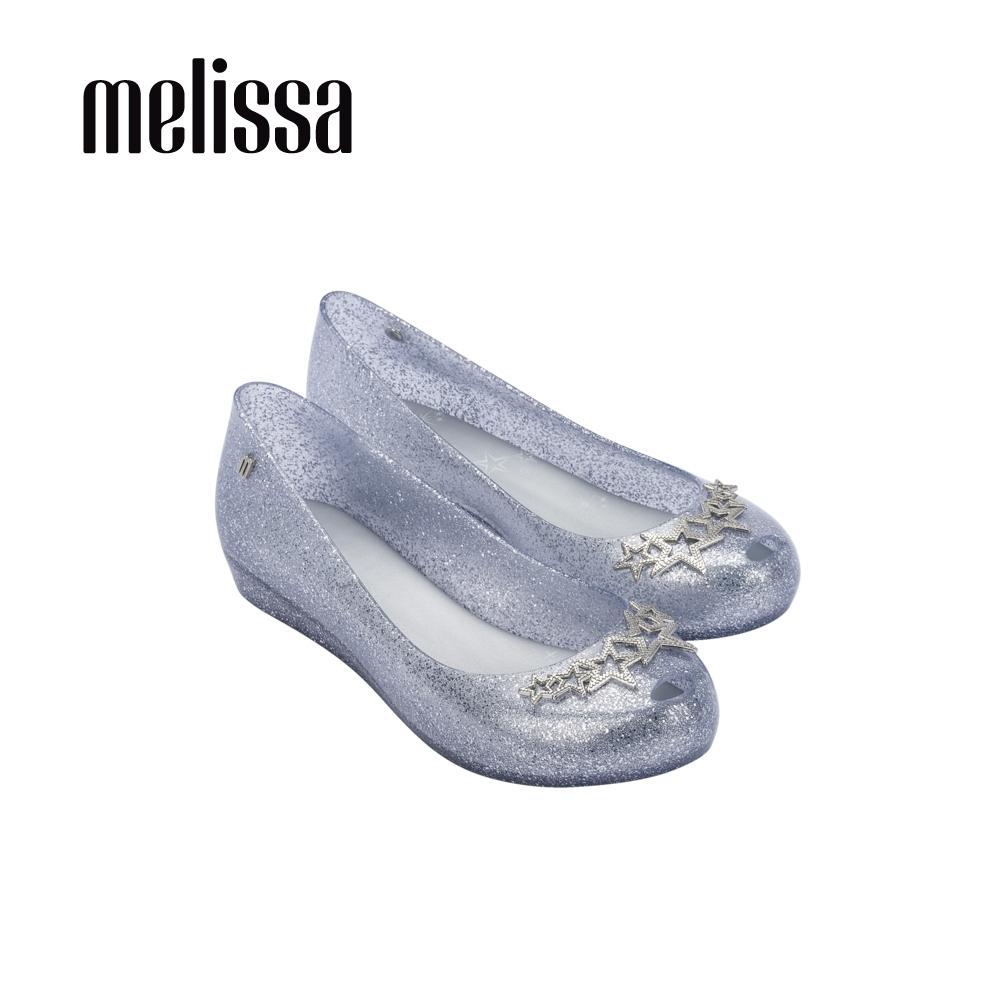 Melissa ULTRAGIRL金星裝飾娃娃鞋-銀