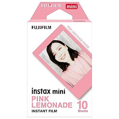 [1盒裝]FUJIFILM instax mini 空白底片(粉邊)