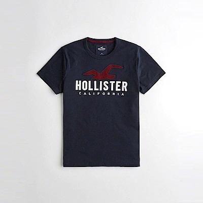 Hollister HCO 短袖 T恤 藍色 1084