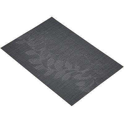 《KitchenCraft》編織餐墊(蔓藤黑)