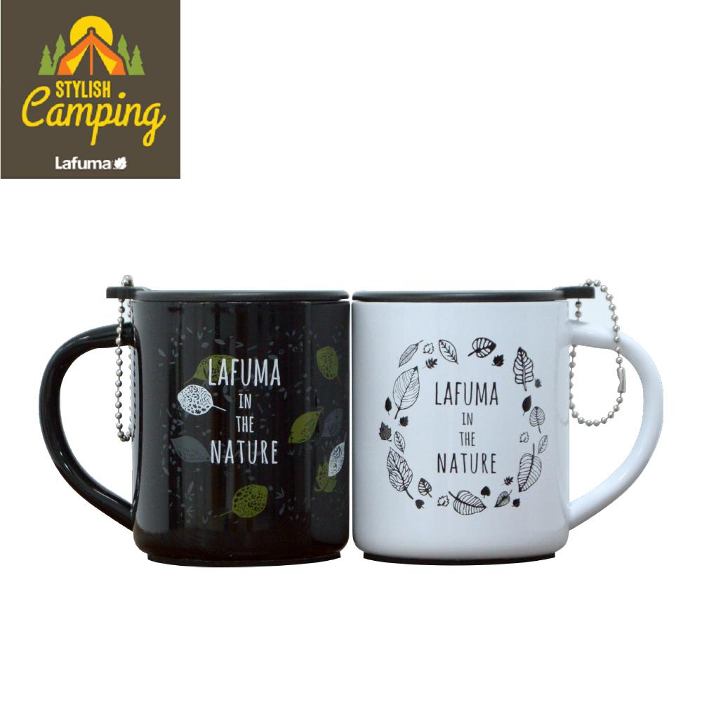 LAFUMA EQUIP 304不鏽鋼雙層杯/露營/野餐/登山 兩色任選