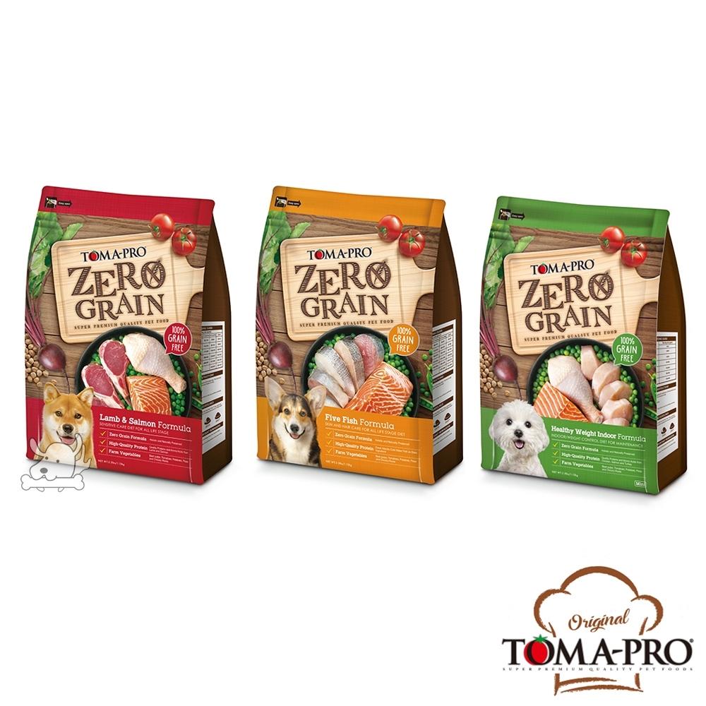 TOMA-PRO 優格 零穀系列 犬飼料 15磅