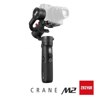 智雲 ZHIYUN CRANE雲鶴 M2 三軸穩定器-適用相機/手機/GoPro