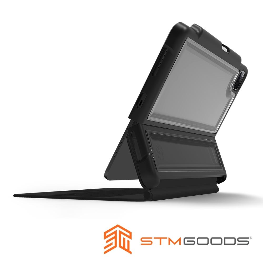 澳洲 STM Dux Shell folio/magic for iPad Pro 11吋 (第一/二代) - 黑