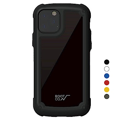 日本ROOT CO. iPhone 11 Pro Max透明背板手機殼