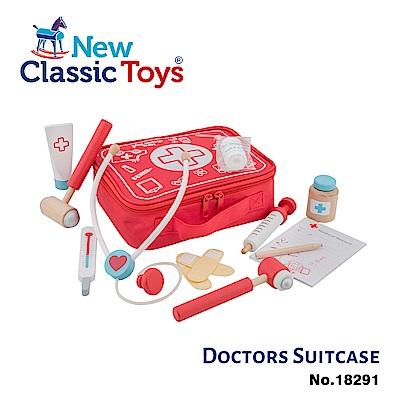 荷蘭New Classic Toys 實習小醫生遊戲組 - 18291