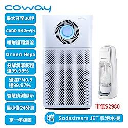 Coway綠淨力噴射循環空氣清淨機 AP-1516D