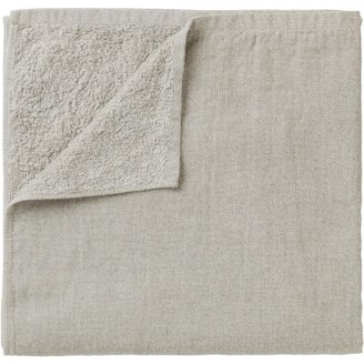 《BLOMUS》KISHO雙面純棉毛巾(灰40cm)