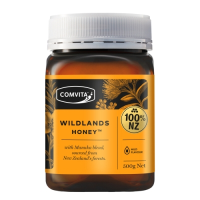 康維他麥蘆卡野地蜂蜜500g