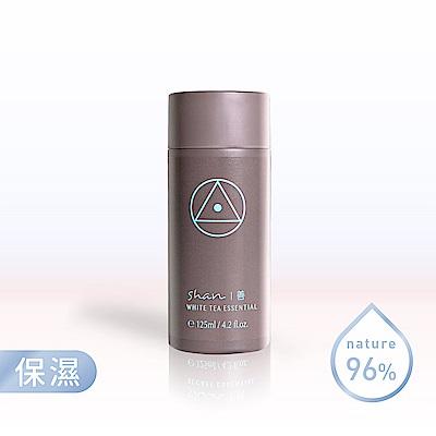 shan善 白茶萃潔顏凝膠125ml