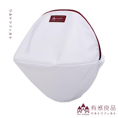 【有感良品】丸型洗衣袋-35CM 極細款