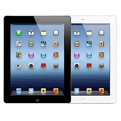 【福利品】Apple iPad 3 9.7吋 Wi-Fi 32GB (A1416)
