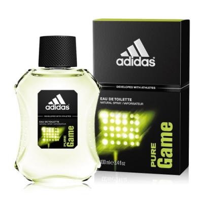 *Adidas 愛迪達 極限挑戰男性淡香水100ml
