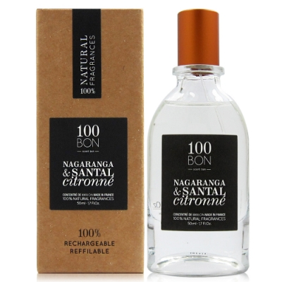 100BON CONCENTRE NAGARANGA EDP 甜橙&檀香香精50ml