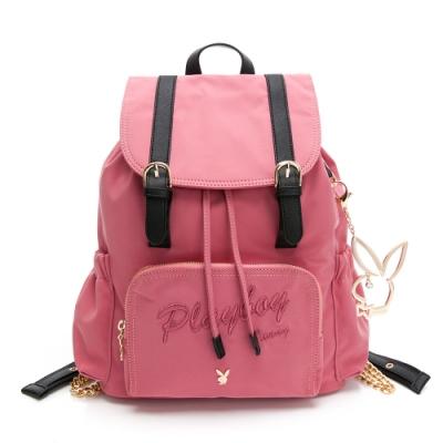 PLAYBOY-  後背包 Fruition系列 -粉紅色
