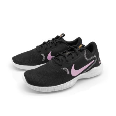NIKE 慢跑 緩震 訓練 運動鞋 女鞋 黑 CD0227006 FLEX EXPERIENCE RN 9
