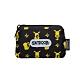 【OUTDOOR】Pokemon聯名款潮黑皮卡丘卡片零錢包-黑色 ODGO20B14BK product thumbnail 1