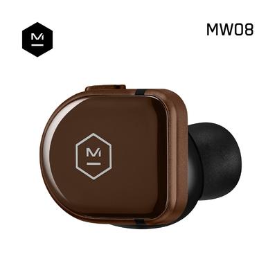 Master & Dynamic MW08 真無線降噪音樂耳機 咖啡棕