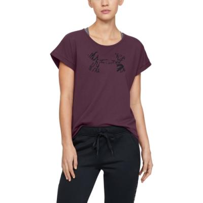 UNDER ARMOUR女短T-Shirt