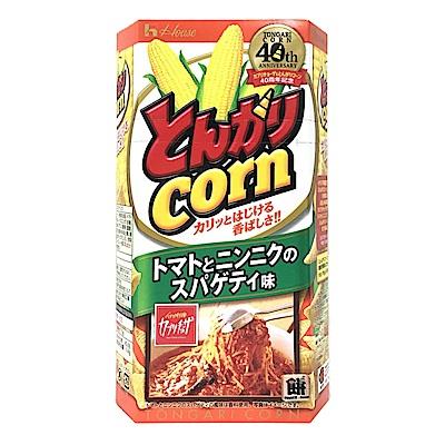 好侍金牛角玉米餅-番茄大蒜義大利麵味(75g)