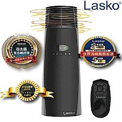 美國Lasko 黑塔之星全方位360度渦輪循環電暖器 CT22360TW
