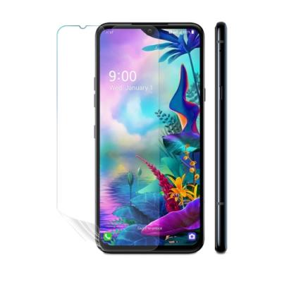 o-one大螢膜PRO LG G8xThinQ正面滿版全膠螢幕保護貼