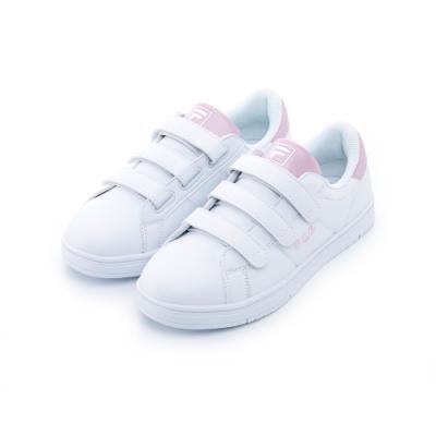 FILA 女潮流復古鞋-粉紅 <b>5</b>-C603T-500