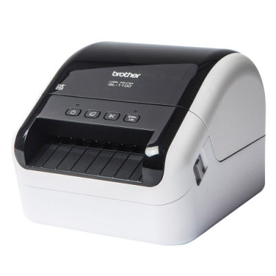 BROTHER QL-1100 專業大尺寸條碼標籤列印機