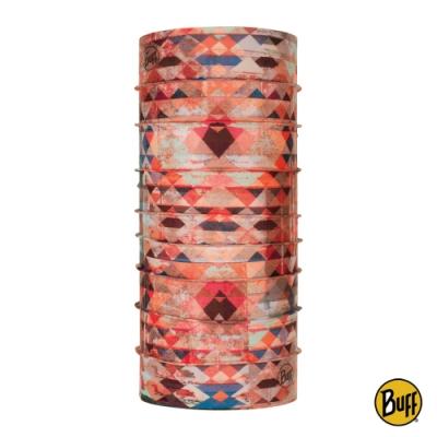 【西班牙BUFF】經典頭巾 Plus-暖橘山丘