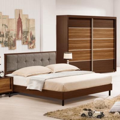 H&D 卡爾頓6尺床片型床台