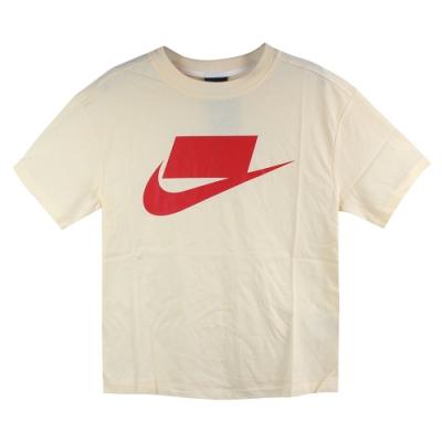 Nike 女 NSW TOP SS GX 圓領T(短)