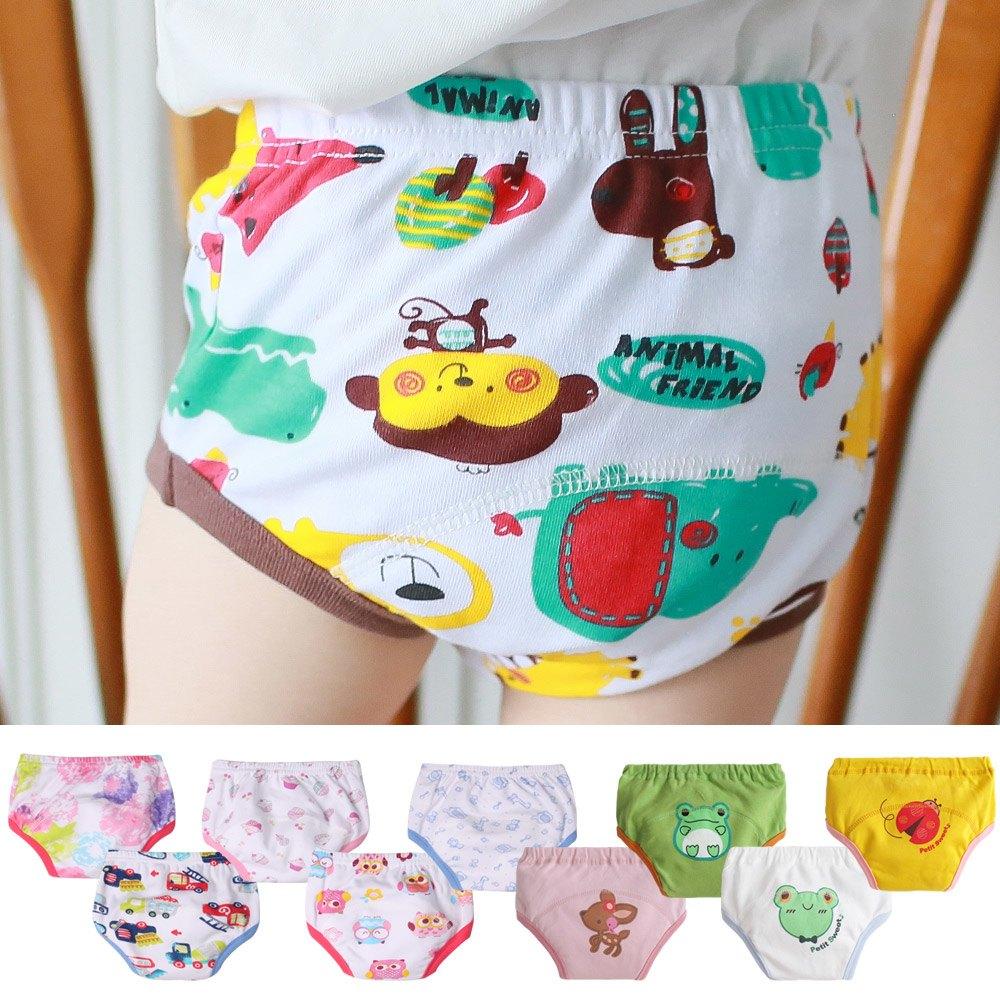 baby童衣 三層一般型戒尿布學習褲 不挑款五入組 CX30265