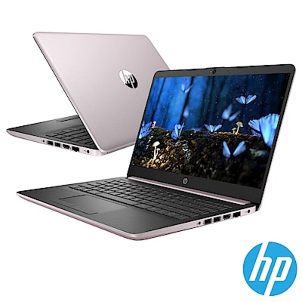 (無卡分期12期)HP Laptop 14s-cf1008TX 14吋筆電-粉
