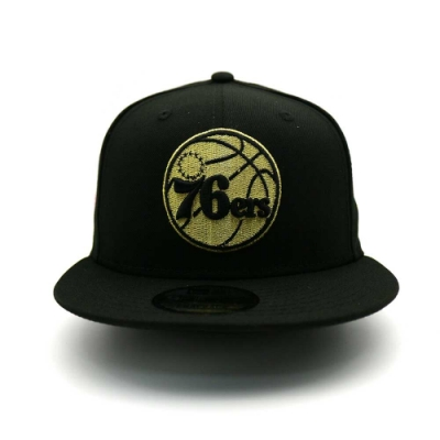 New Era 950 NBA Xsidetrophy棒球帽 76人