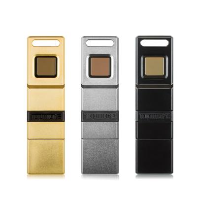 達墨TOPMORE Phecda II 指紋辨識碟 USB3.0 128GB