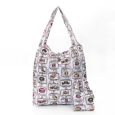 英國ECO CHIC購物袋-下午茶