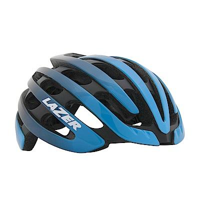 【LAZER】Z1 公路車安全帽 黑/漸層藍