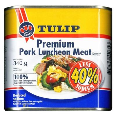 TULIP 特級午餐肉罐 (減鈉40%)340G