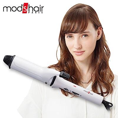 【Mods Hair】38mm白晶陶瓷造型捲髮棒(MHI-3846-W-TW)