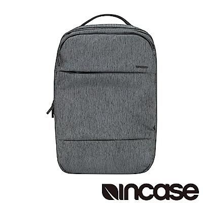 INCASE City Backpack 15吋 城市雙層筆電後背包 (麻灰)