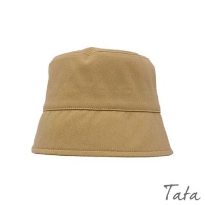 經典素色漁夫帽 共二色 TATA