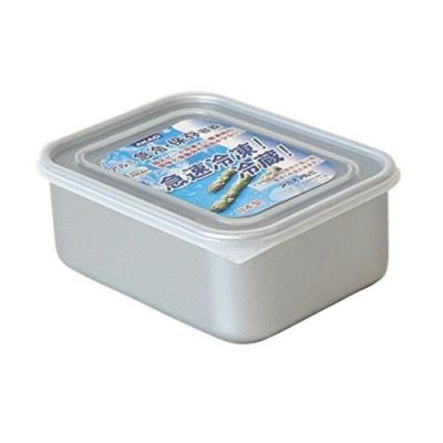 AKAO 深型鋁合金保鮮盒Mini 透明蓋