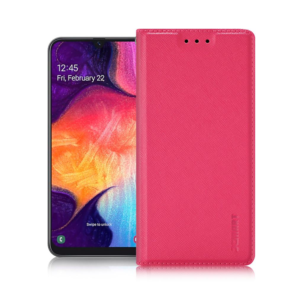 Xmart for SAMSUNG Galaxy A50   鍾愛原味磁吸皮套