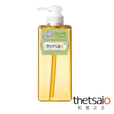 thetsaio 機植之丘 四方雲 修護養髮洗髮乳 600ml